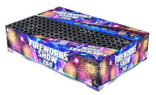 Fireworkshow 260rán 20mm