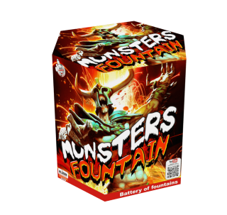 Monsters fontána