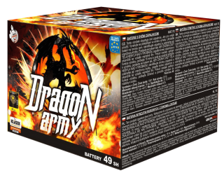 Dragon Army 49rán 20mm