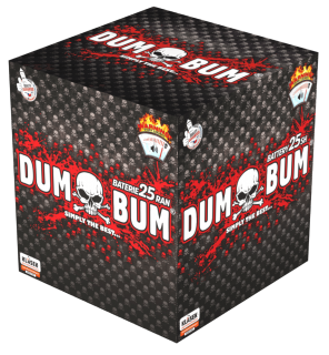 DumBum 25rán 30mm